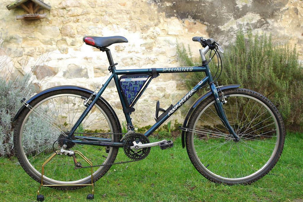 Specialized Rockhopper 1994 Cadre Acier Chromoly Tubes