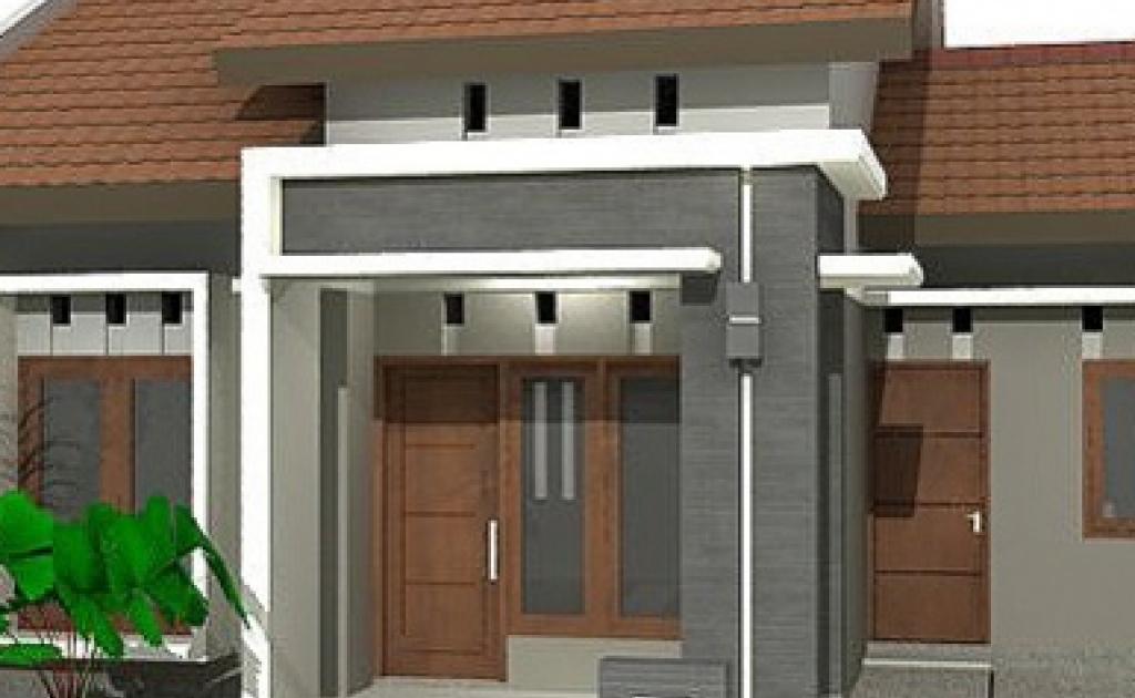 40 Model Rumah Minimalis 2021 Sederhana Di Kampung ...