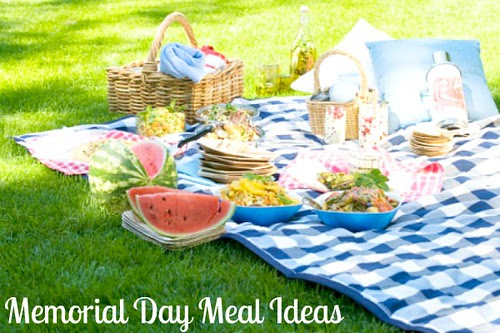 Memorial Day Meal Ideas