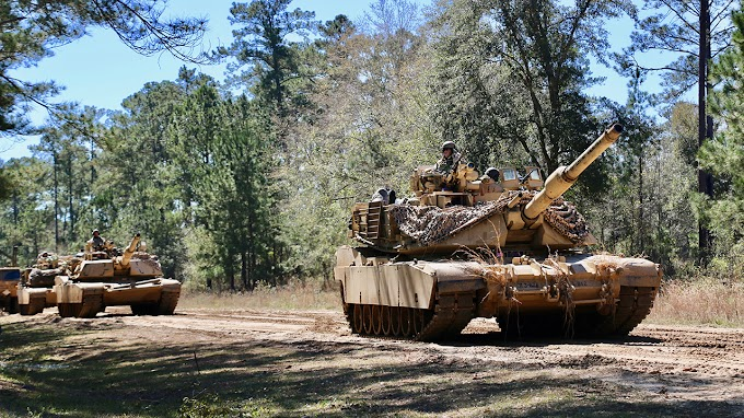 TREND ESSENCE: Army maps plans for future tank