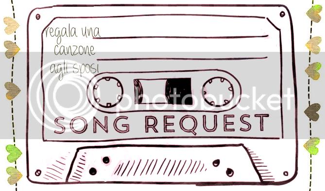 regala una canzone agli sposi