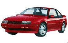 1987 1996 Chevrolet Beretta Corsica Fuse Box Diagram