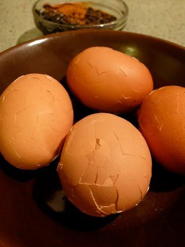 Cracked Shells for Tea Eggs