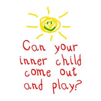 Inner Child Poster print