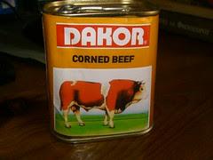 corned beef  france