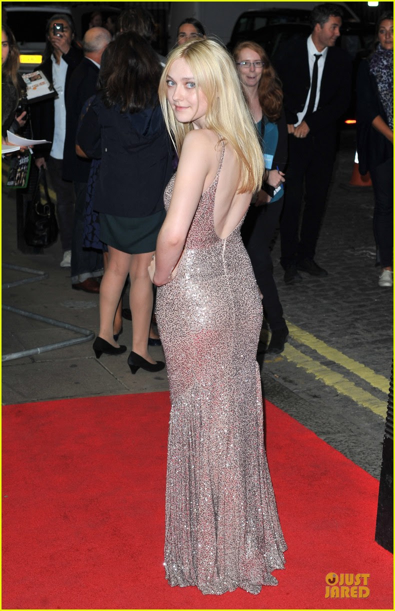 dakota fanning jeremy irvine now is good uk premiere 23