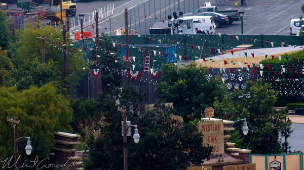 Disneyland Resort, Disneyland60, Disney California Adventure, Cars Land, Luigi, Flying, Tires, Refurbishment, Refurb, Refurbish