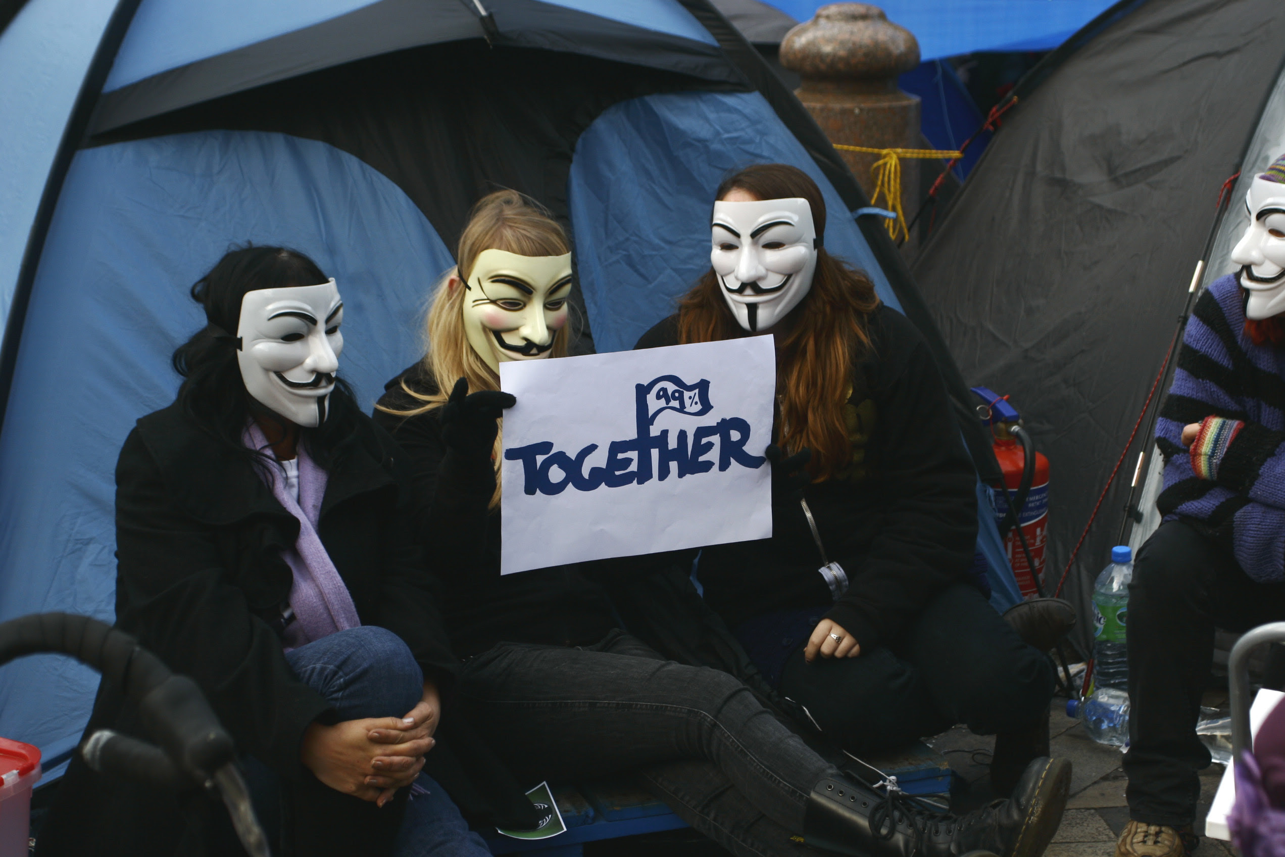 Occupy Wall Street Science for the People UMsftP