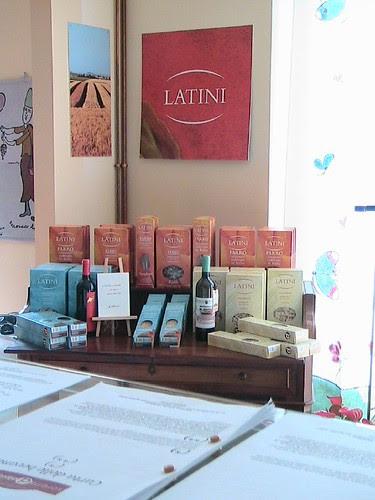 La pasta Latini