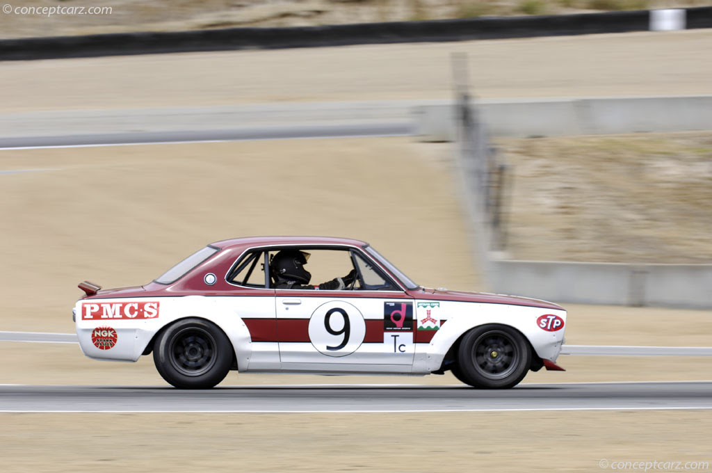 for 1972 Nissan Skyline H/T 2000GTR HAKOSUKA GTR   Conceptcarz.com