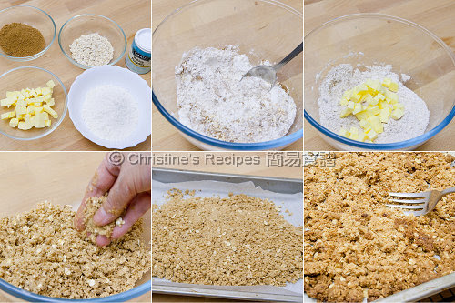 How To Make Crumble