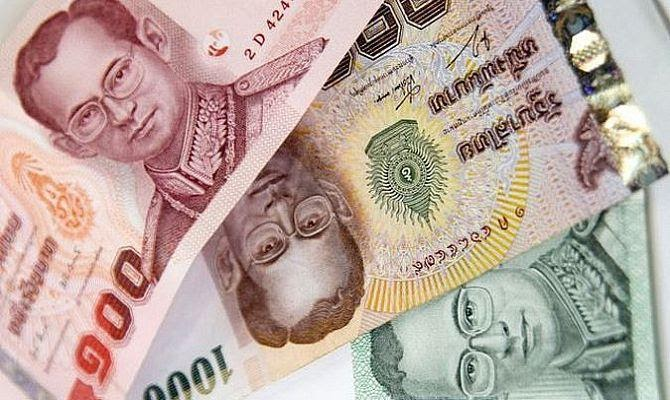 wieviel geld darf man nach thailand mitnehmen