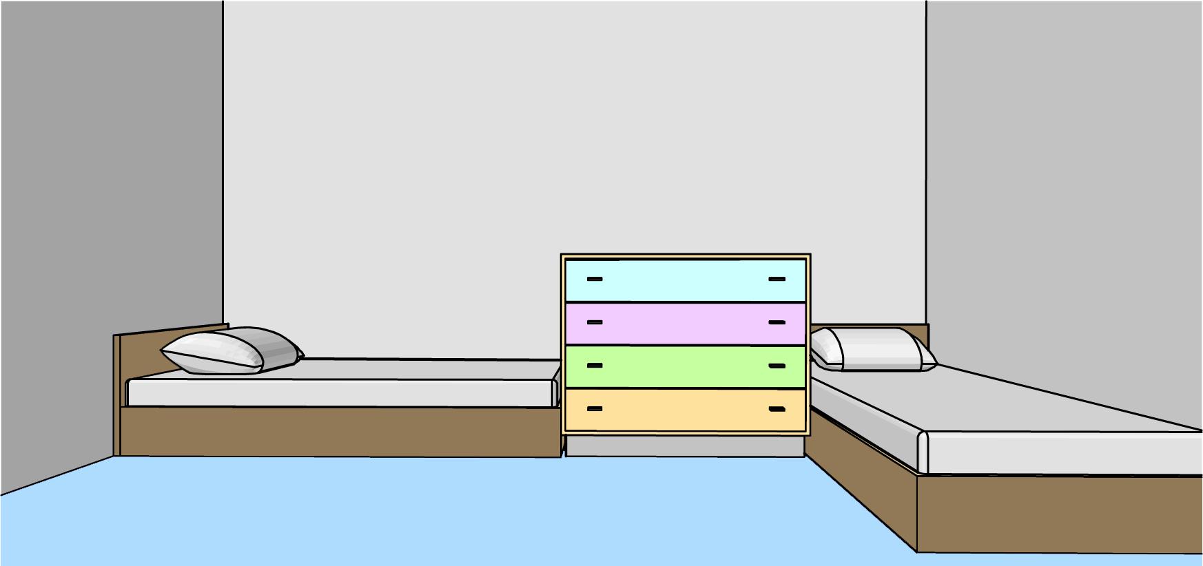 Platform Beds Beds Frames Bases 2 Kids Small Bedroom Ideas