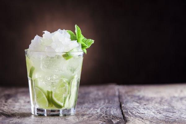 receitas de drinks caipirinha