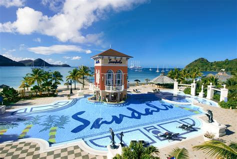 Sandals Resorts Luxury Included® Honeymoon Giveaway