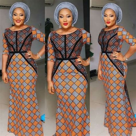 stylish ankara dresses  fashionista women