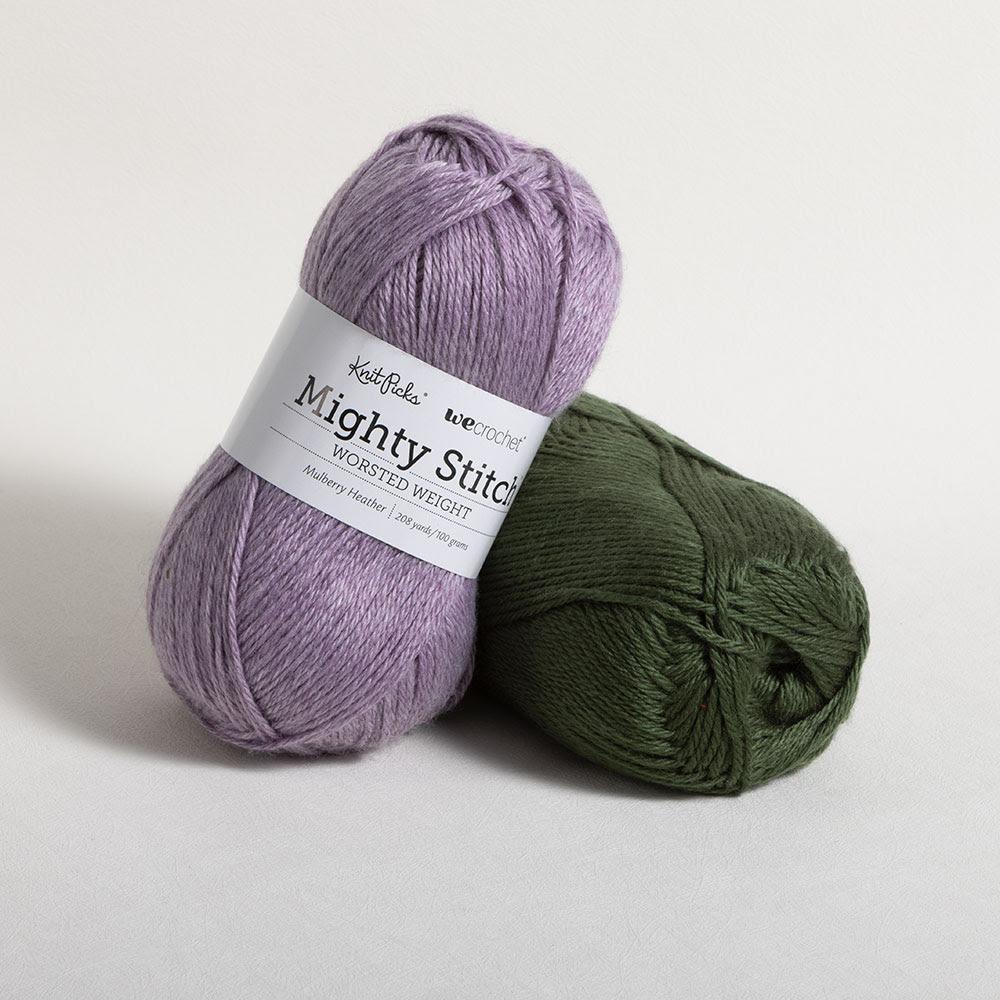 Mighty Stitch Yarn
