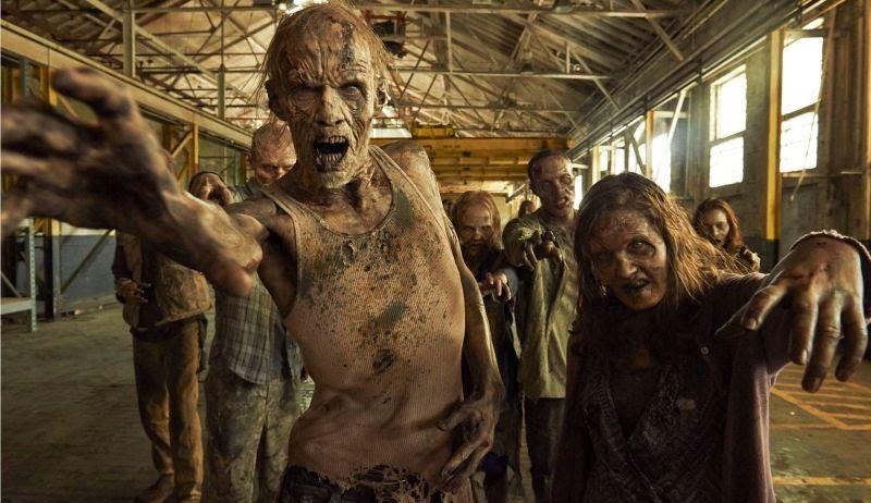 Amazon añade a sus condiciones legalesuna cláusulaen caso deapocalipsis zombie