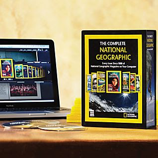 Complete National Geographic on 6 DVD-ROMs - Updated Edition