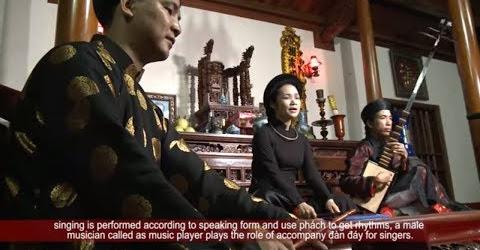 Điệu Ca Trù Cổ Nơi Đất Cảng [Du Lịch Văn Hóa Việt Nam]