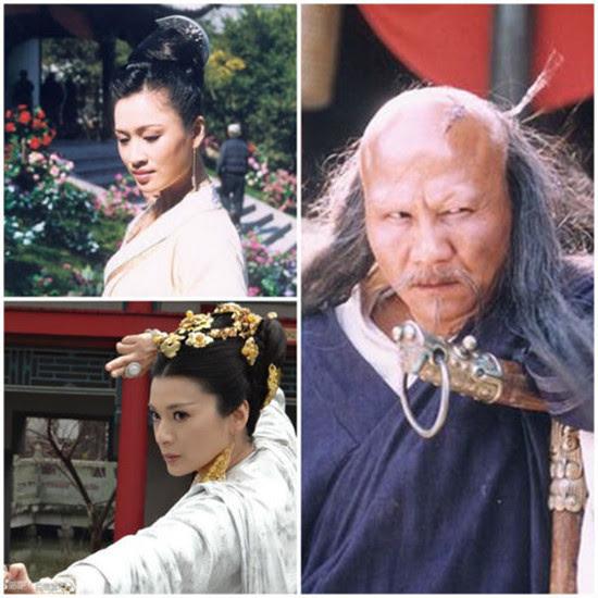 kiếm hiệp, chuyện tình, truyện chưởng, Kim Dung