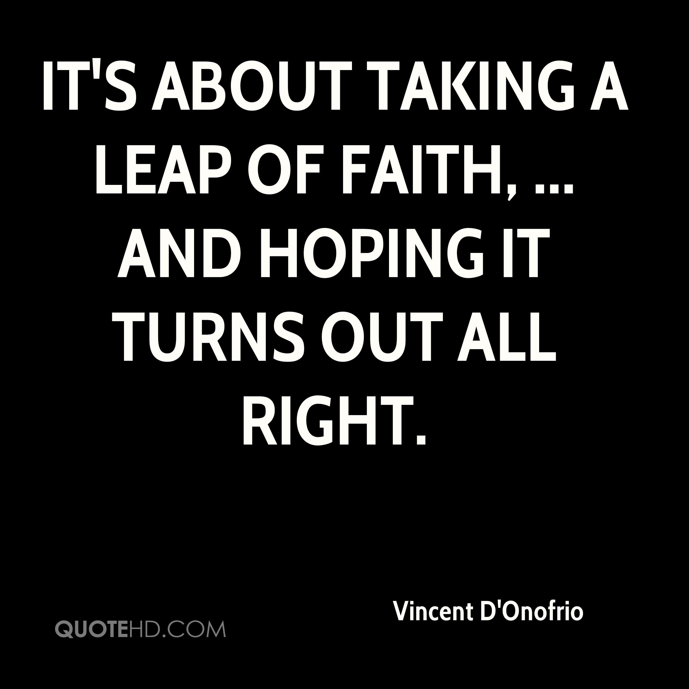 Vincent Donofrio Quotes Quotehd