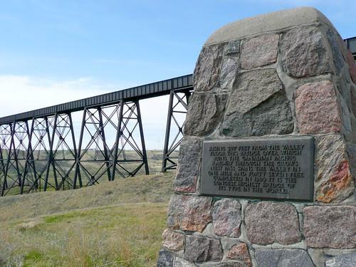 High Bridge -- Lethbridge, Alberta by RV Bob