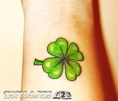 Significados De Los Tatuajes De Tréboles Tatuajes 123