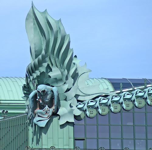 Harold Washington Library Ornamentation