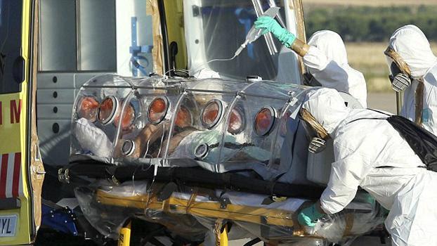 اللقاح الصيني المضاد لإيبولا يدخل مرحلة الاختبار البشري