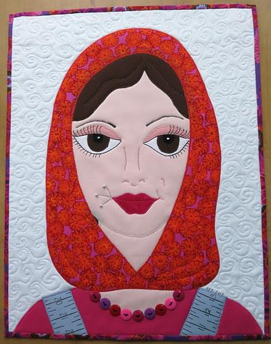 Lady #45 - Alia