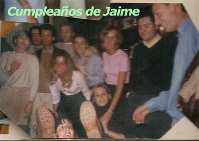 Cumpleaños de Jaime Jalon 1997
