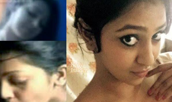 Lakshmi Menon fake scandal shower Video