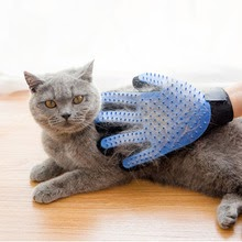 Hair Grooming Glove for Cats Dog Brush Comb Cat Hackle