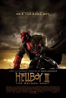 Helloboy 2 Fina Poster