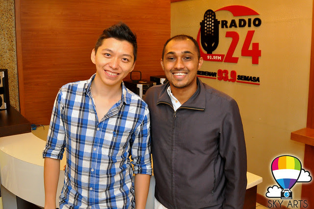 Bernama Radio Interview The Lounge TianChad Blogger Malaysia-4365