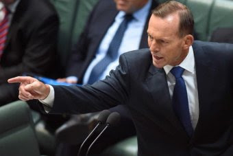 The Abbott Government does not accept the premise of Egalitarian Australia.