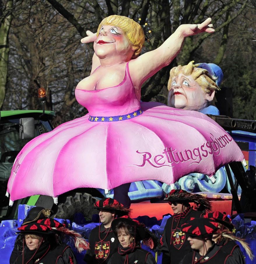 Germany Carnival Parade