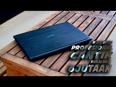 ACER ASPIRE 3 A315-41 Notebook Profesional yang Cantik