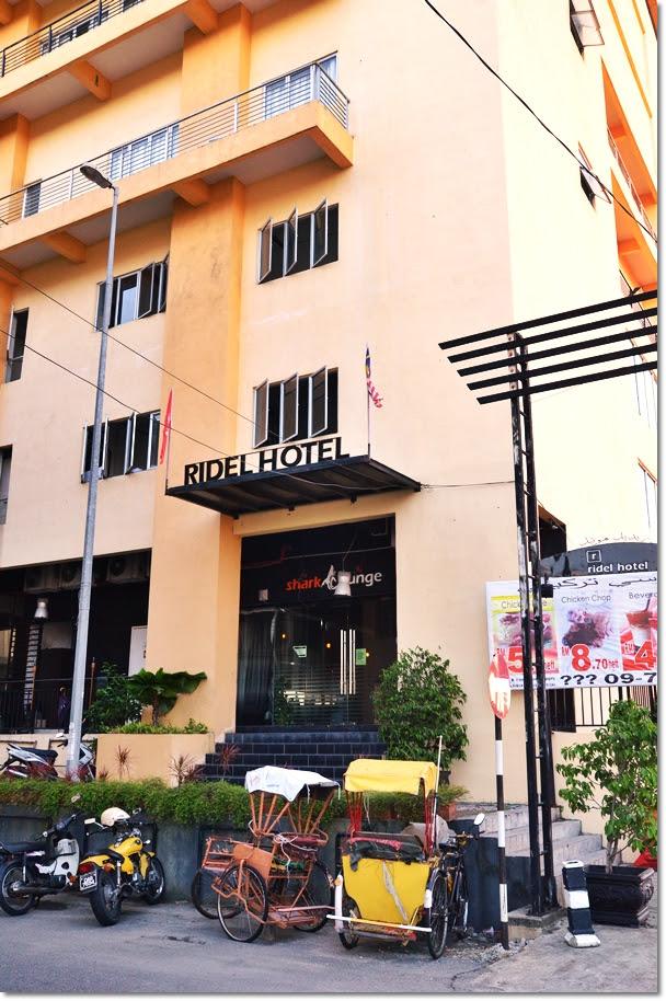 Ridel Hotel, Kota Bharu