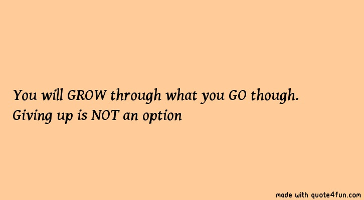 All About When Giving Up Is Not An Option Wild Card Kidskunstinfo