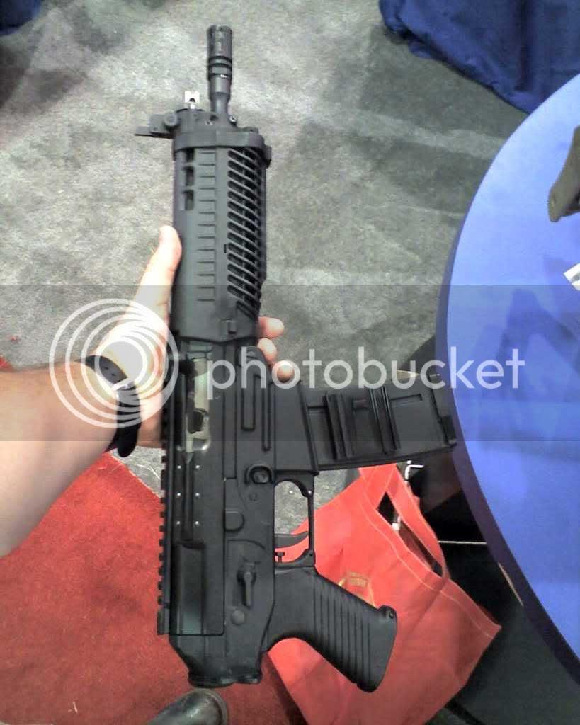 Sig 556 Pistol