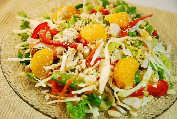 Salad Recipes in Urdu Healthy Easy For Dinner for Lunch ...