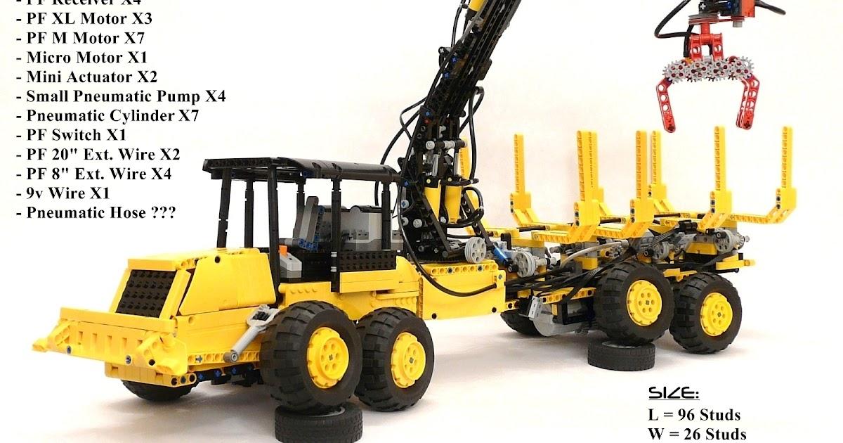 Lego Technic Mini Linear Actuator x3