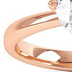 18 quilates de oro rosa de metales preciosos