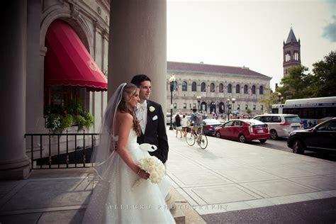 Fairmont Copley Plaza Wedding: Ali   Jared   Allegro