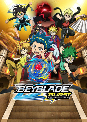 Beyblade Burst Evolution - Season 1