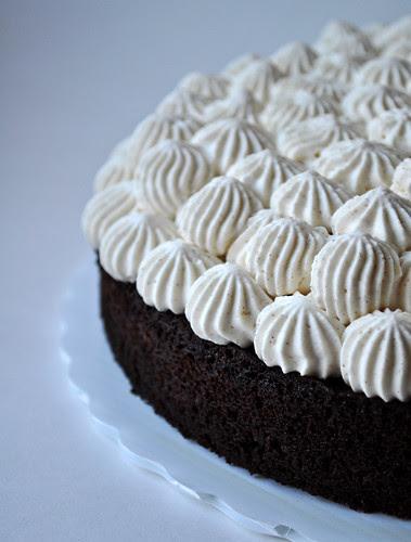 Eggless Chocolate Cake 2