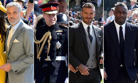 Royal wedding guests: The top 10 best dressed royals and