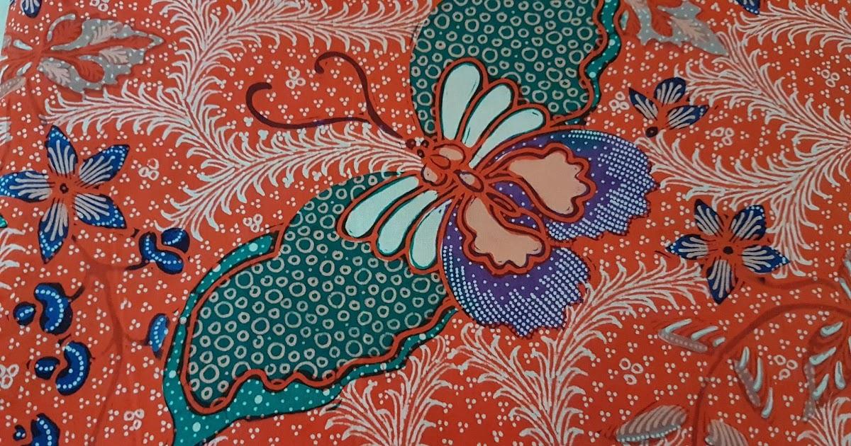 Motif Batik Nusantara Simple - Batik Indonesia